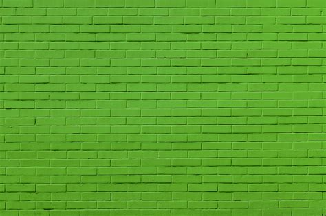 green painted brick wall texture picture free photograph photos texture green brick wall