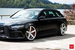 Audi Rs6 Audi Rs6 Avant 2016 Wallpapers High Resolution
