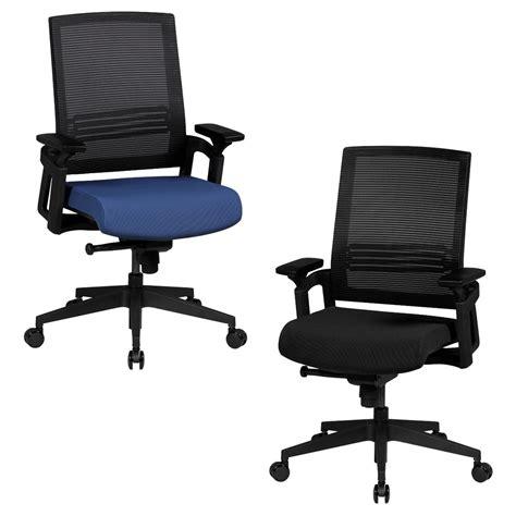 sedia scrivania ergonomica sedia da ufficio poltrona direzionale girevole panno sedia