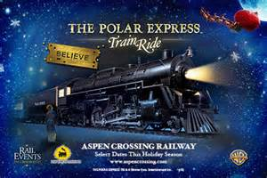 Tickets the polar express train ride aspen crossing