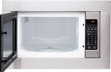 lg cabinet microwave lg studio lsrm2010st 2 0 cu ft countertop built in microwave oven stainless steel