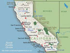 map of california beaches california vacations travel to california best vacation
