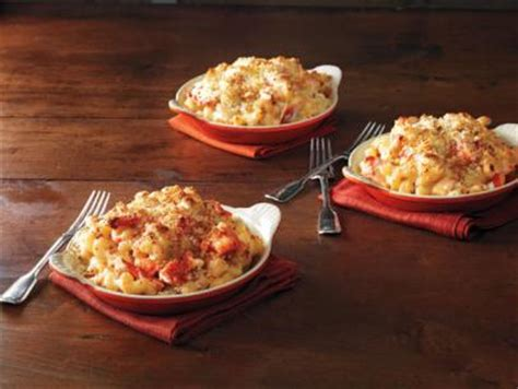 ina garten mac n cheese lobster mac and cheese recipe ina garten food network