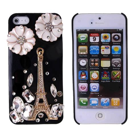 Iphone 5 Cases Iphone 5 5s 3d Bling Cover Skin For Apple G3