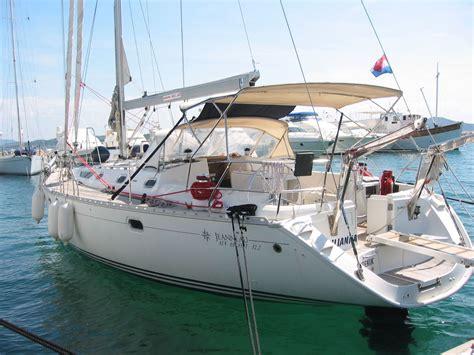 model zeilboot kopen jeanneau sun odyssey 52 2 zeilboot zeiljacht