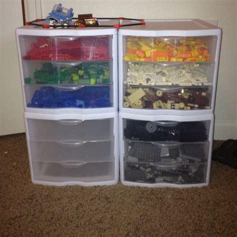 touzaj s lego storage 4 8 5 x 11 3 drawer storage bins