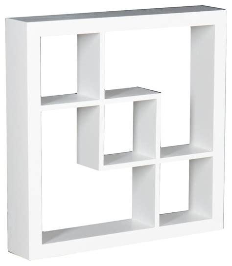 welland display cube shelf wall floating shelving