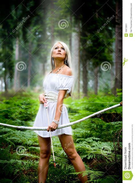 amazon girl amazon girl stock image image 16873951