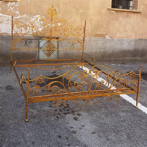 arredamento ferro battuto letto ferro battuto antico arredamento mobili e letto