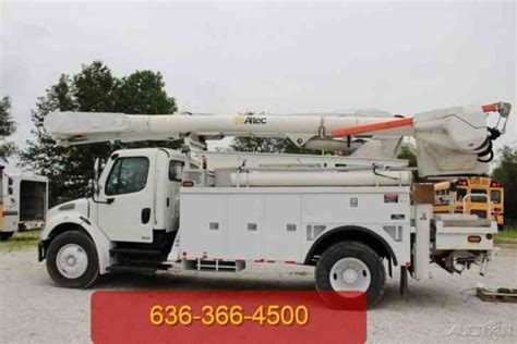 Freightliner Business Class M2 (2006) : Bucket / Boom Trucks
