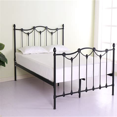 home metal furniture antique king wrought iron