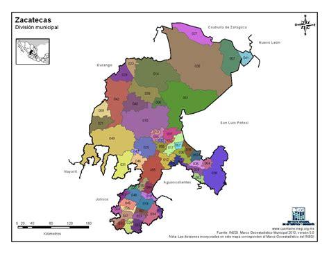 imágenes satelitales de zacatecas mapa para imprimir de zacatecas mapa en color de los
