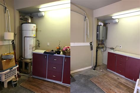 converting to tankless water heater gas related services the rightman plumbing gas company