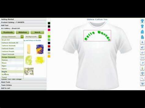 t shirt design application custom t shirt design software and application tool by