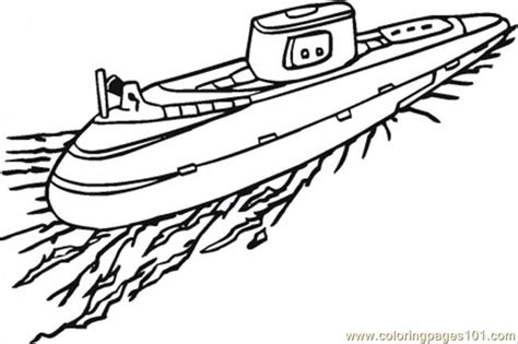 coloring pages of water transport coloring pages submarine transport gt water transport