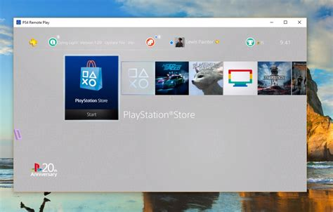 app from play to pc how to play ps4 on pc from remote play to ps now