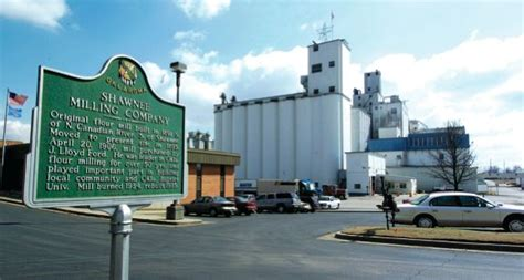about us shawnee milling