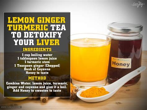 How To Make Lemon Detox Tea by The World S Catalog Of Ideas