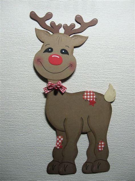 Fensterdeko Weihnachten Rentier by 14 Besten Fensterbilder Aus Tonkarton Bilder Auf