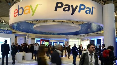 ebay and paypal ebay and paypal to split into two separate companies