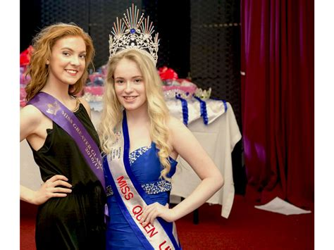 To Host Pageant miss greater glasgow galaxy was invited to host a