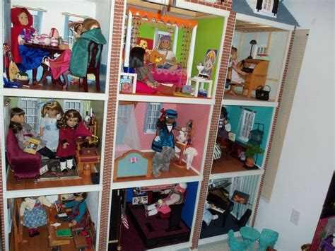 personalised dolls house 17 best images about american girl size furniture plans on