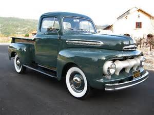 1951 Ford Truck 1951 Ford F1 5 Cab Flathead 6 For Sale