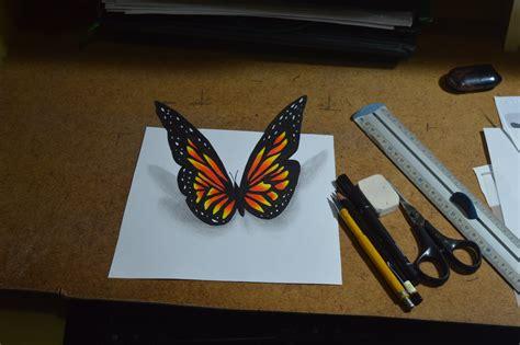 borboletas em 3d youtube borboleta 3d youtube