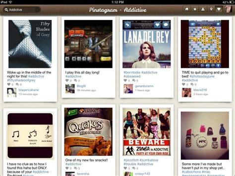 instagram tutorial for ipad pinstagram for ipad instagram viewer with pinterest