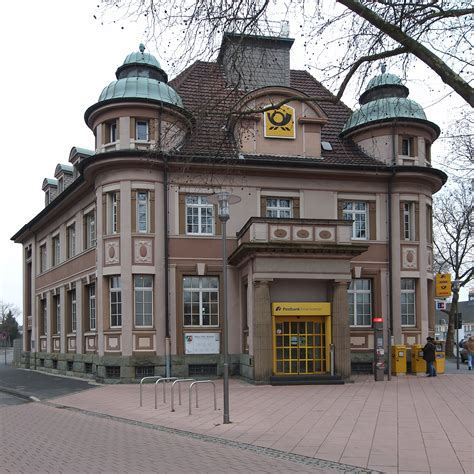 File Herne Building Deutsche Post Wanne 01 Jpg Wikimedia