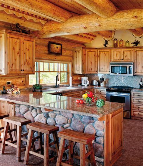 cabin decor 19 log cabin home d 233 cor ideas
