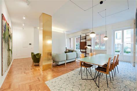 design per la casa una casa grafica in brera living corriere