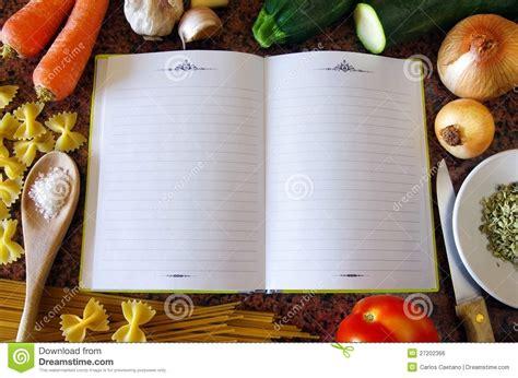 Recipe Book Royalty Free Stock Image   Image: 27202366