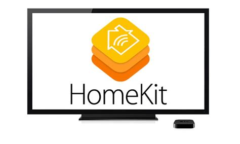 apple homekit apple tv ondersteunt nu homekit