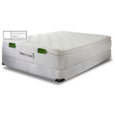 Sleep To Live Pillow by Kingsdown Mattress Images Frompo 1