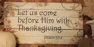 Verse About Thanksgiving Thanksgiving In The Bible