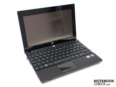 Hp Mini review hp mini 5103 netbook notebookcheck net reviews