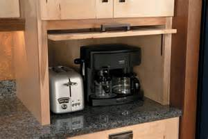 appliance garages kitchen cabinets designer secrets info rmation