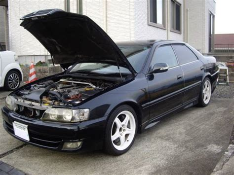 toyota chaser jzx jap imports uk