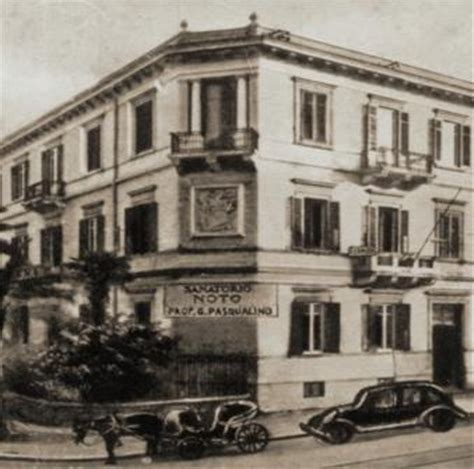 casa di cura d palermo storia noto pasqualino