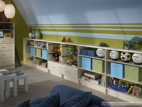 Low And Wide Bookcase How To Design An Organized Amp Stylish Kids Playroom