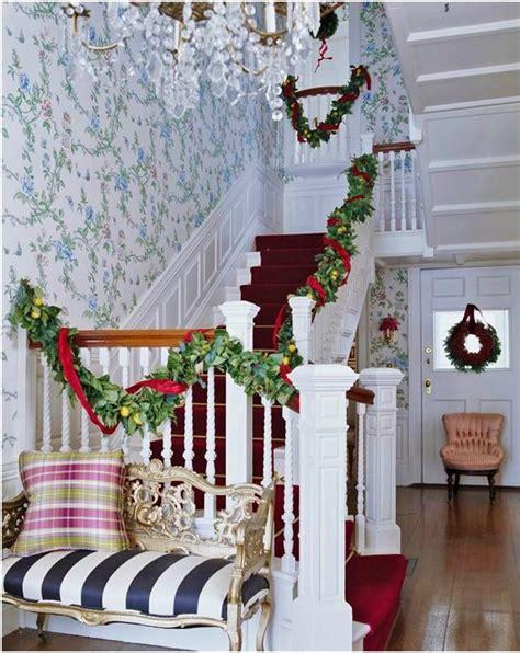 christmas banisters 12 beautiful christmas banisters