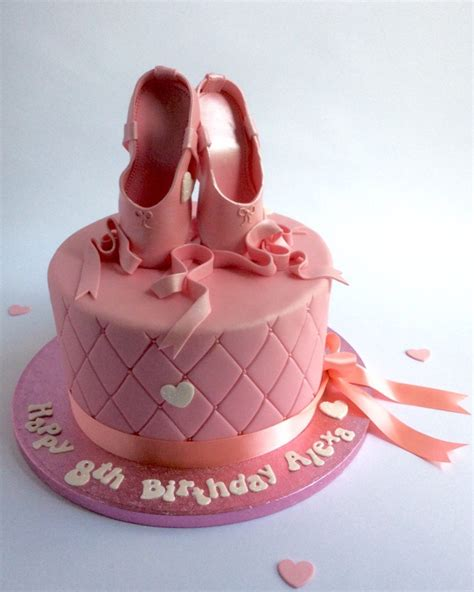 Balet Shoes Birthday Cakes ballet shoes cake s cakes