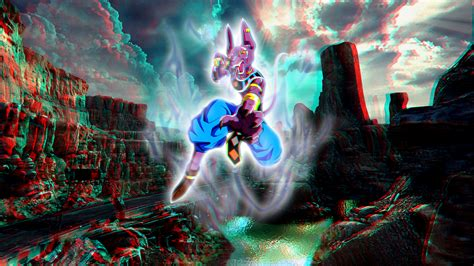 dragon ball z beerus wallpaper beerus the destroyer 1080p 3d by boeingfreak on deviantart