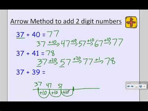 diagram math 2nd grade subtraction 2nd grade arrow method for addtion subtraction