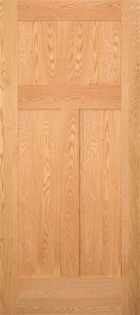 Red Oak Doors