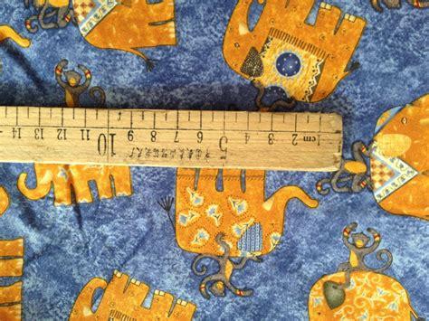 pattern sale joann fabric fc256 bebbie mumm for joann monkey elephant pattern fabric