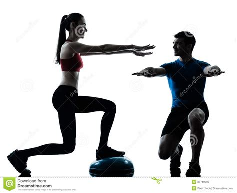 the stroke of an artist a fitness trainer s journey with a stroke survivor a story of inspiration knowledge and when physical therapy ends books coach exercising squats on bosu stock image