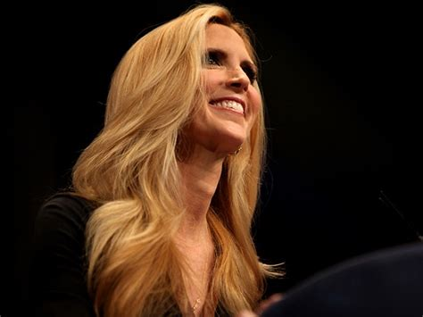 Did Coulter Get A by Coulter Attacking A Lying Media They Do Lie