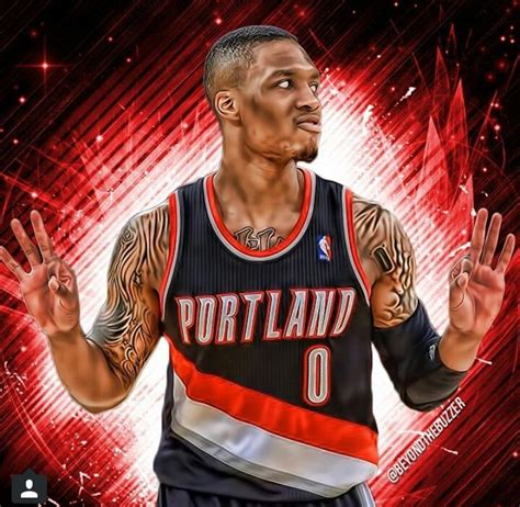 damian lillard tattoo 25 best ideas about damian lillard on